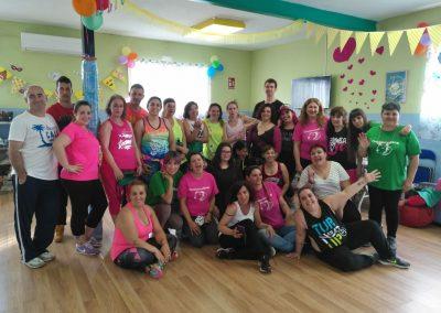 actividades baile fitness deporte