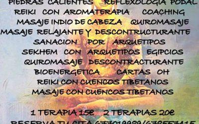 JORNADA DE TERAPIAS LOW COST